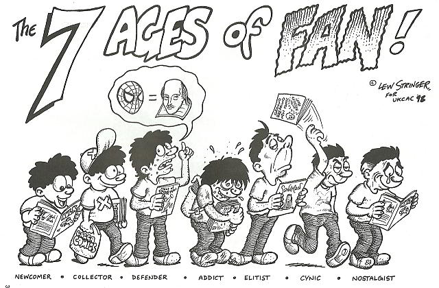 Lew Stringer's & Ages Of Fan