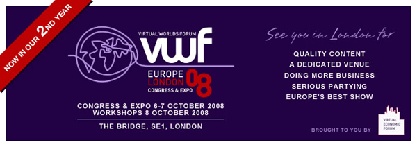 london's best virtual worlds conference and expo